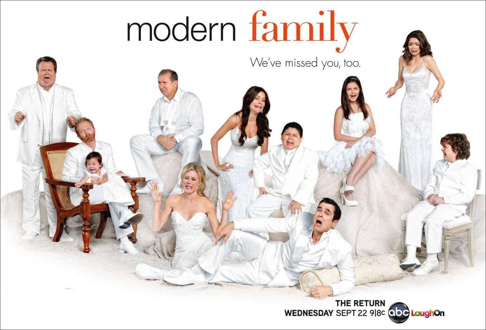 Modern Family T1-7 Podcast – PREVIOUSLY ON S02E06