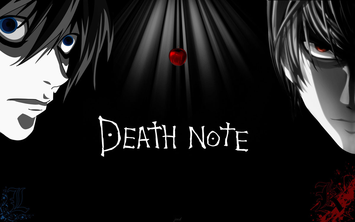 Death Note – Toda la info de Death Note
