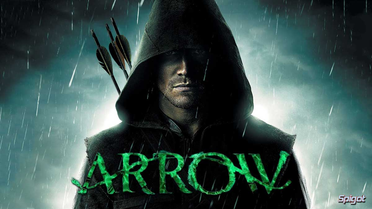 Arrow T1 Podcast – PREVIOUSLY ON S02E01