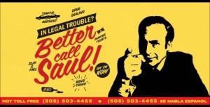 Better Call Saul es digna heredera de Breaking Bad