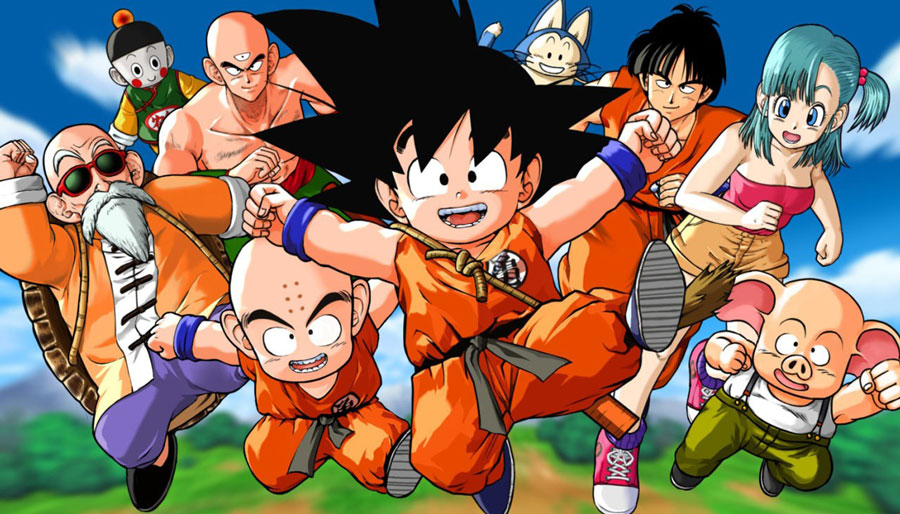 Dragon Ball – Info serie Dragon Ball, Z, Super y GT