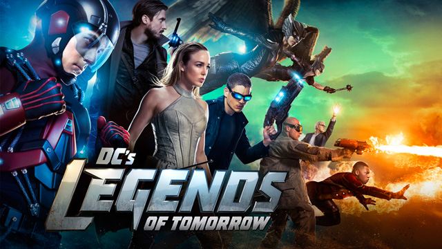 DC's Legends of Tomorrow – Info y curiosidades de Legends of Tomorrow