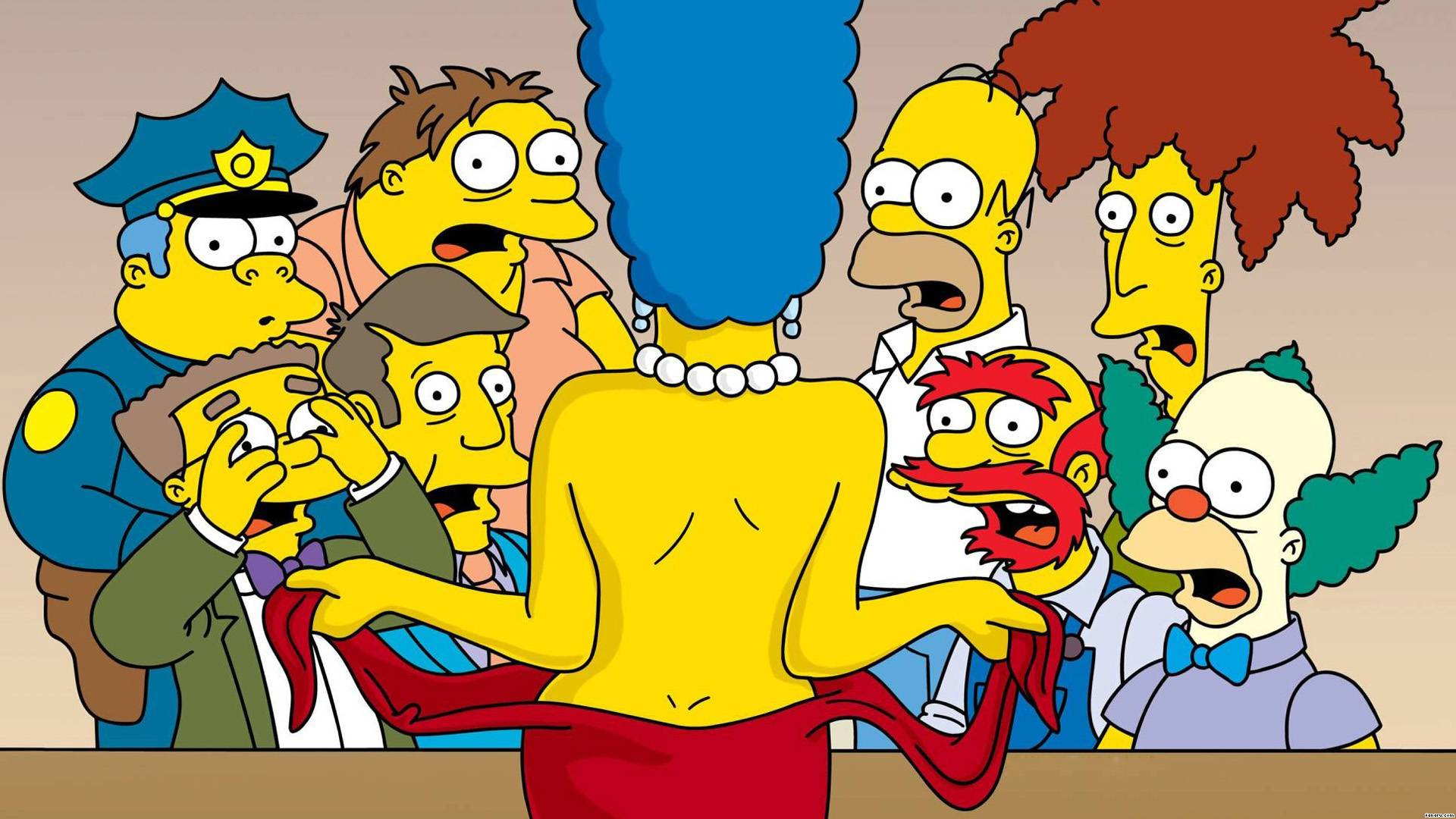 Los Simpsons Podcast – PREVIOUSLY ON S01E20