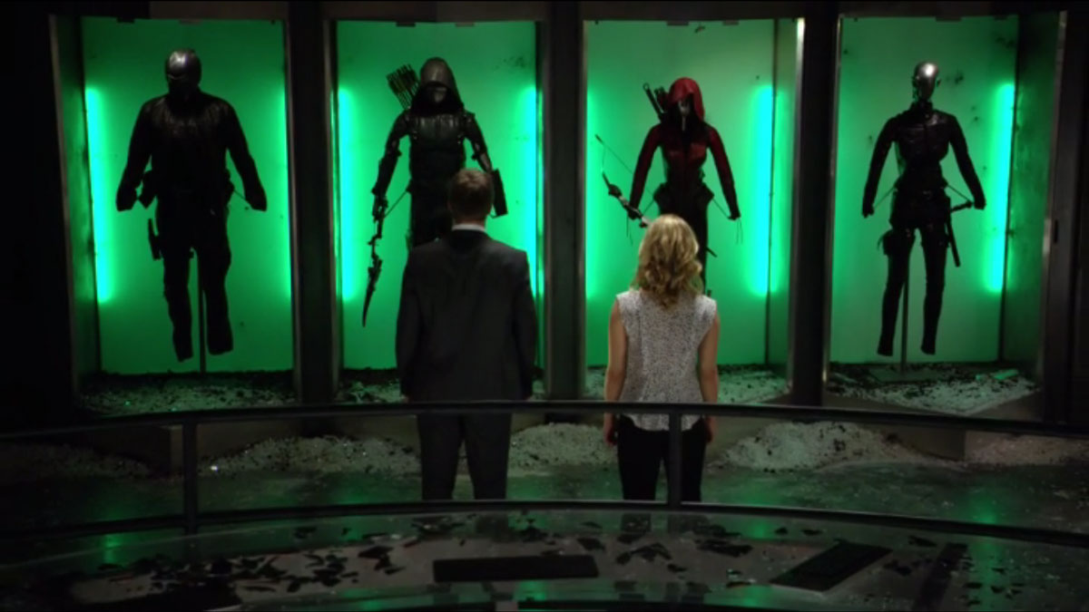 Arrow S04E23 – Final de temporada
