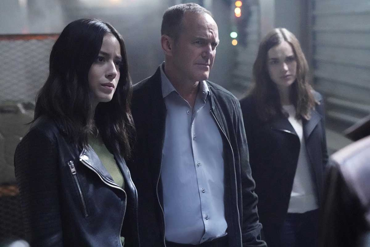 Merchandishing de Agents of SHIELD – Coleccionismo de Agents of SHIELD