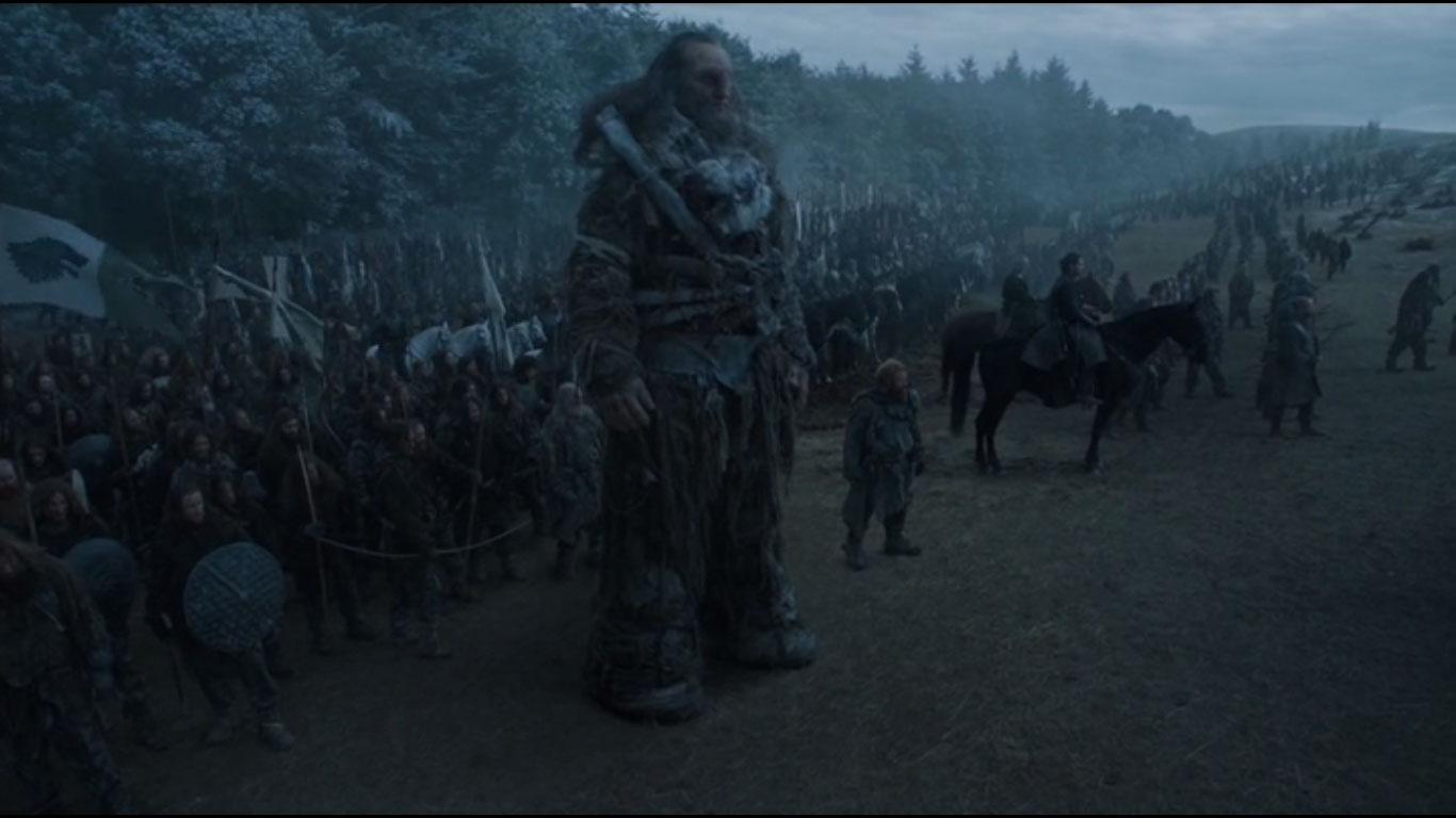 Juego de Tronos S06E09 – La Batalla de los Bastardos