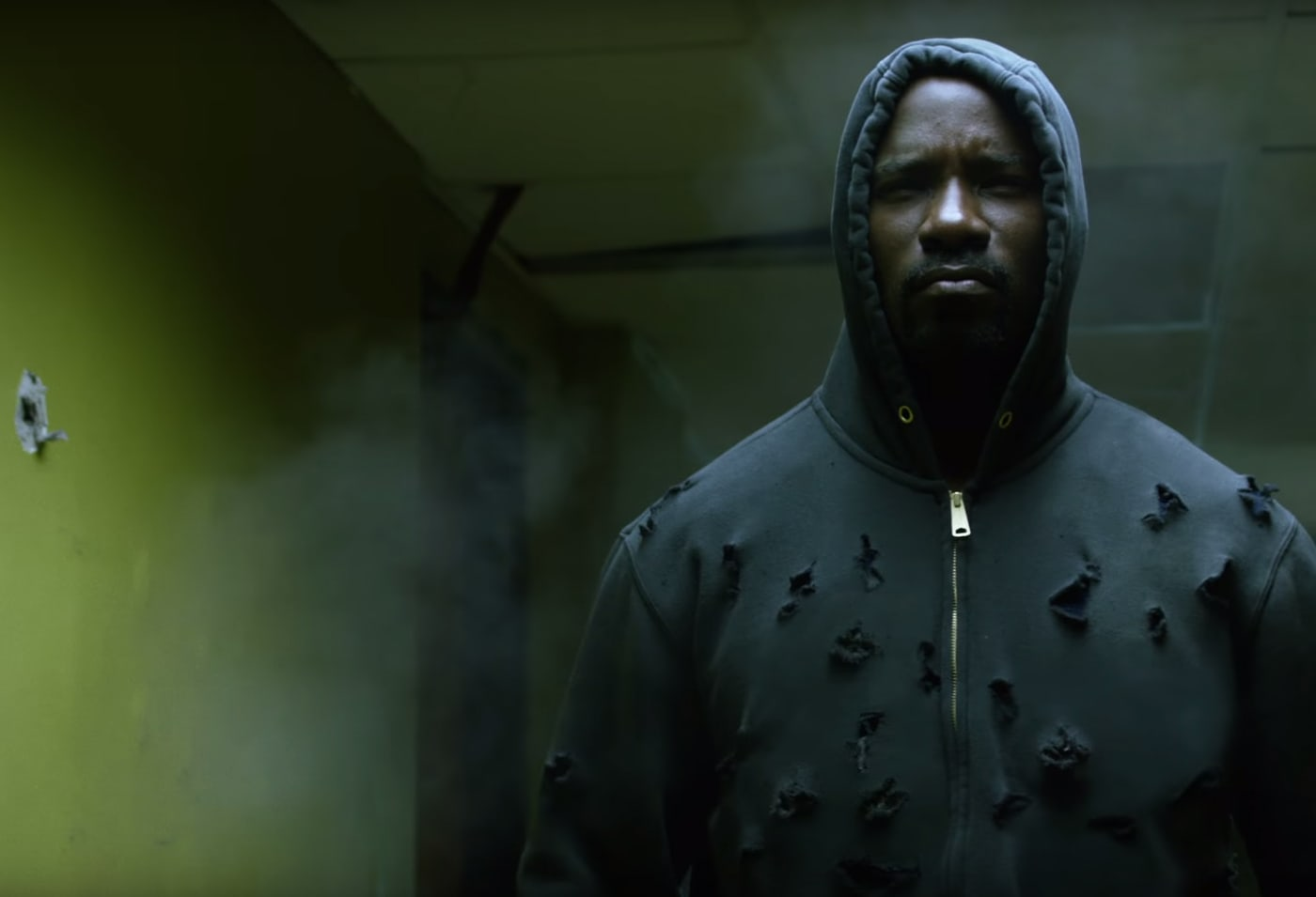 Marvel y Netflix presentan nuevos trailers de sus series en la SDCC