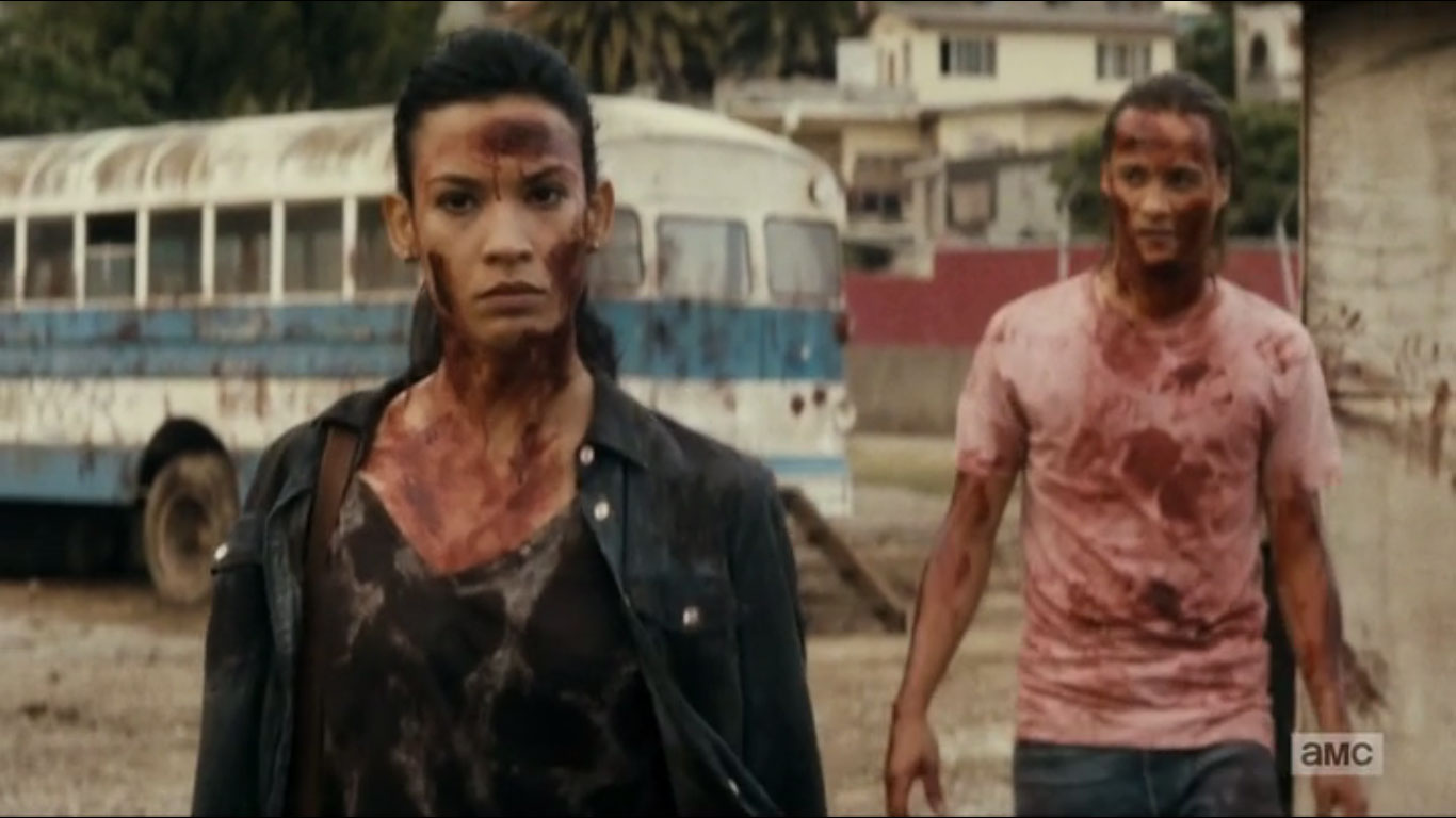 Review Fear The Walking Dead S02E09