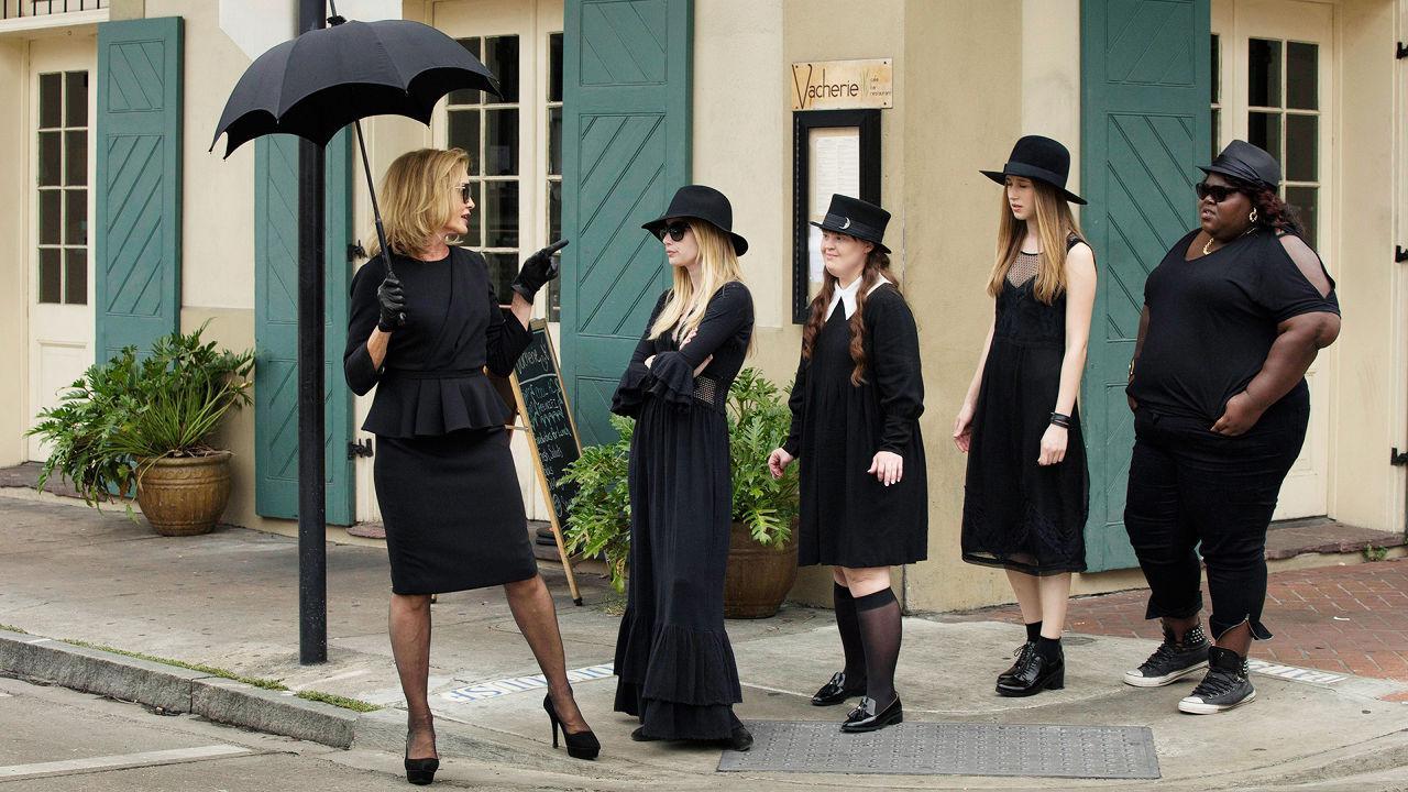 AHS: ¡Crossover entre «Murder House» y «Coven» confirmado!