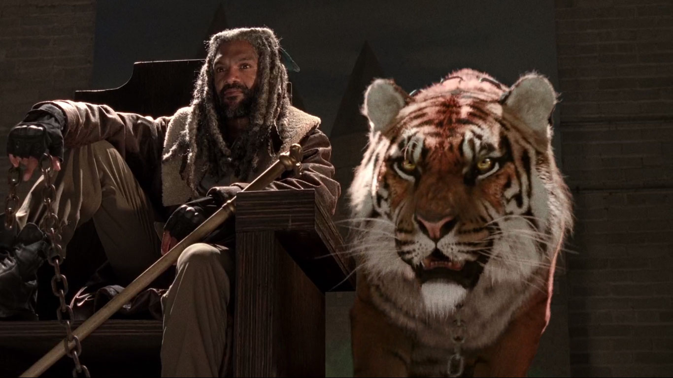 Review The Walking Dead S07E02