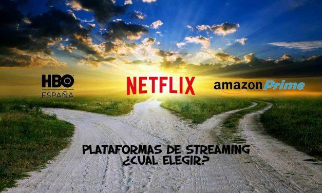 Netflix, HBO y Amazon Prime: Guía para elegir plataforma de streaming