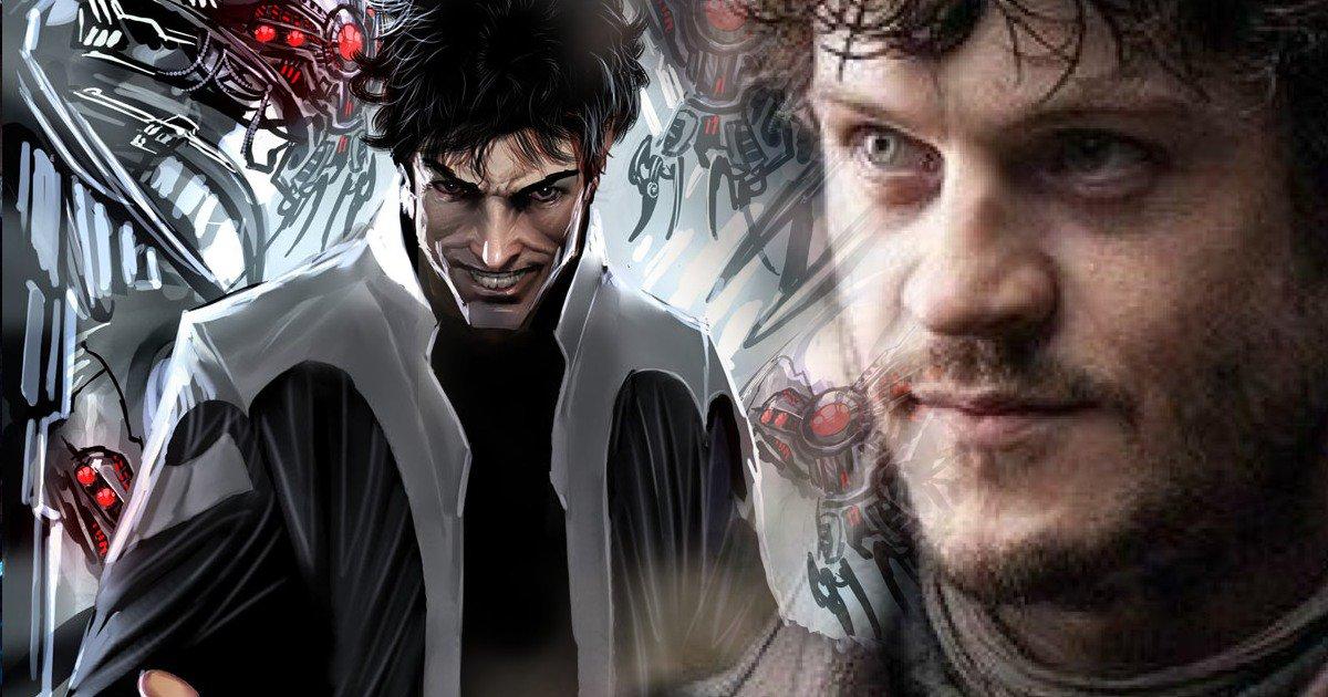Iwan Rheon será Máximus en la nueva serie de los Inhumanos