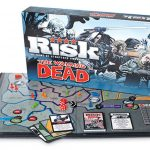 Risk The Walking Dead: Conquista para sobrevivir