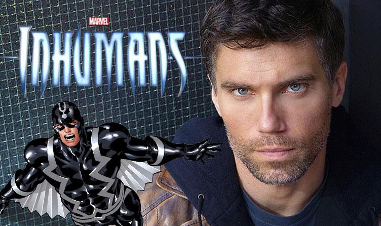 'The Inhumans' ya ha encontrado a su Rayo Negro