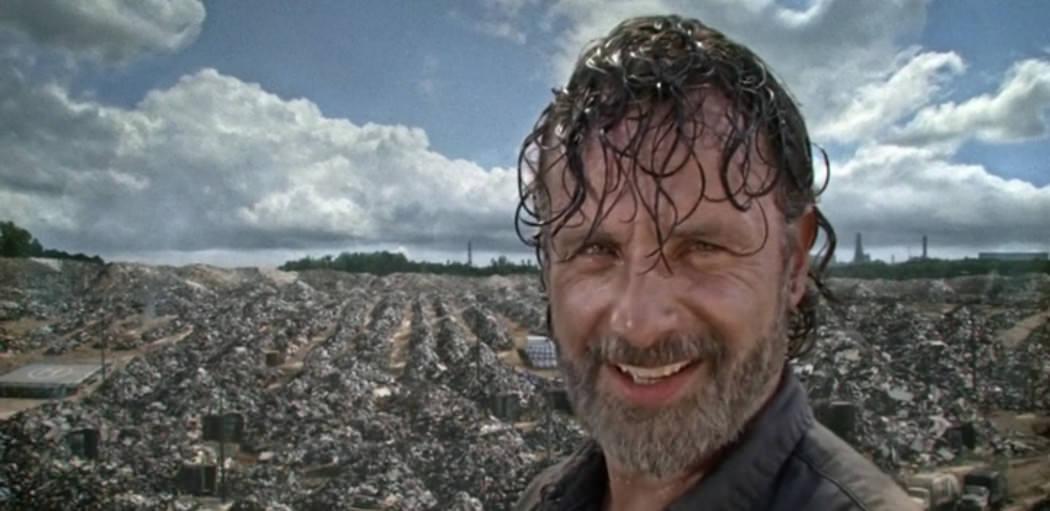 Por qué la séptima temporada de The Walking Dead es la peor de la serie