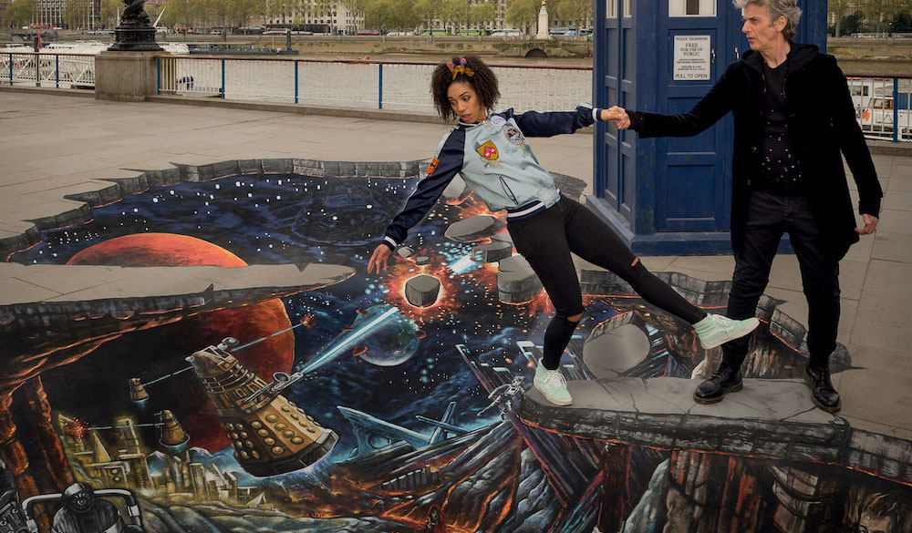 Retorno al Universo del Doctor: Review estreno Dr Who Temporada 10