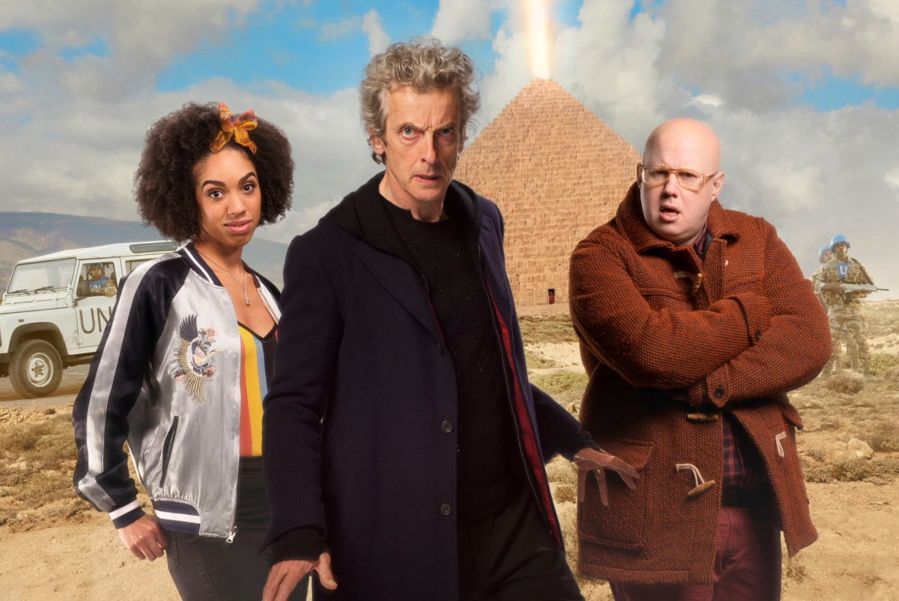 Doctor Who s10e07: ¿Qué has hecho Bill?