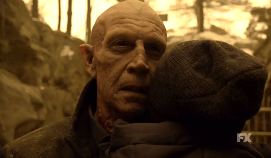 The Strain s04e01: The Worms Turns y yo bostezo