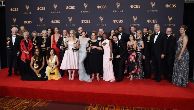 The Handmaid's Tale y Big Little Lies triunfan en los Emmy 2017
