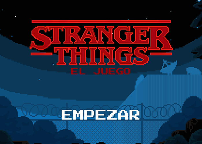 Stranger Things, el videojuego para móviles
