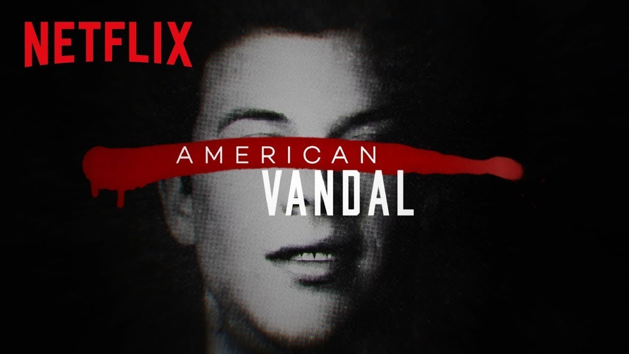 American Vandal T1 – PREVIOUSLY ON S05E03