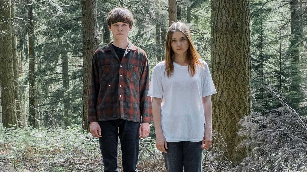 The End of the F**king World – Info Serie The End of the F**king World