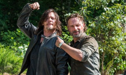 "Norman Reedus toma el poder en ""The Walking Dead"""