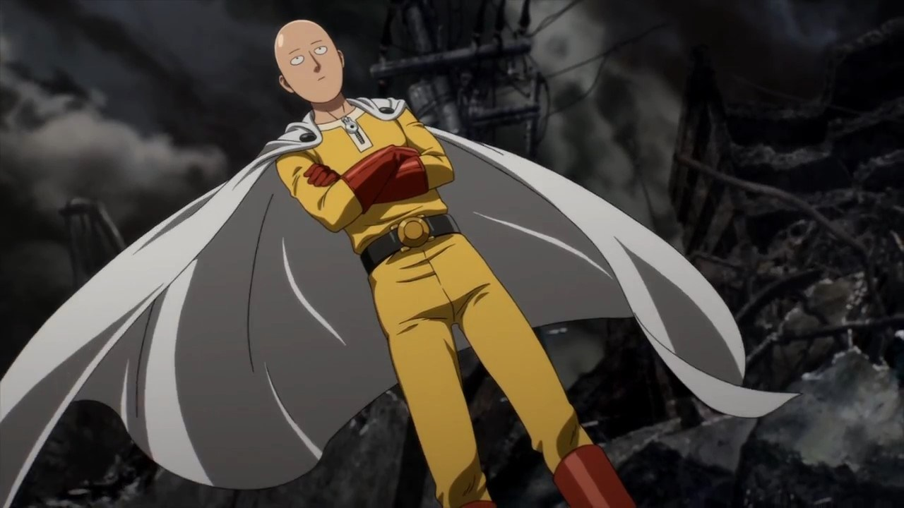 One Punch Man – Info serie y curiosidades de One Punch Man