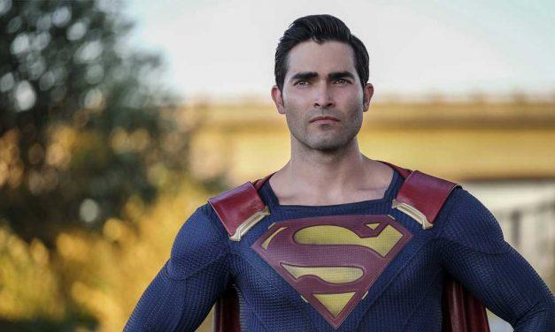 Tyler Hoechlin volverá a ser Superman en el crossover de DC