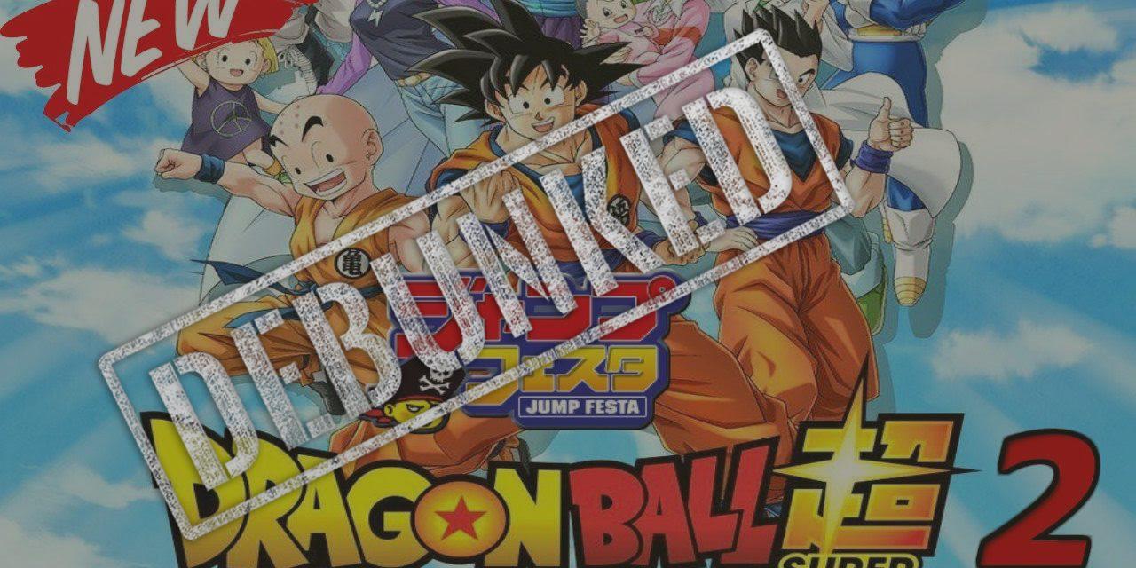 NO, el anime Dragon Ball Super no vuelve el 21 de noviembre!
