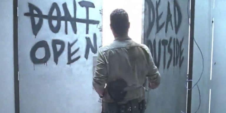 Rick Grimes, el adiós de un héroe en The Walking Dead